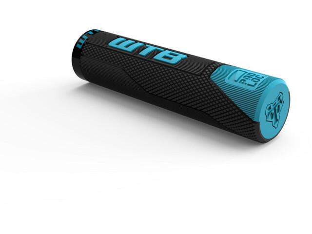 WTB Clydesdale PadLoc Grips black/blue